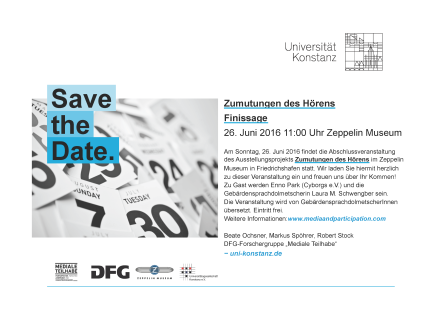 UniKN_Save_the_date_Zumutungen des Hörens 26 06 2016